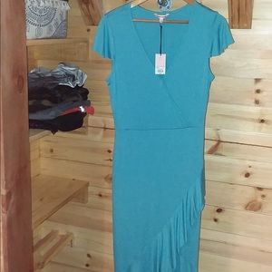 Light blue dress size M, L